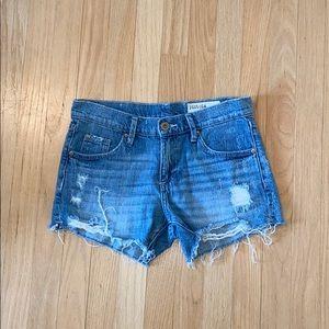 Lulu's Denim Shorts